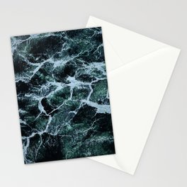 Waves Marble (Color) Stationery Cards