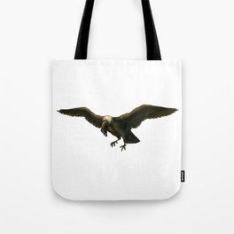 Vintage Vulture Tote Bag