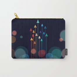 Rocket Race! Carry-All Pouch