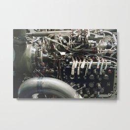 Endeavour: Guts Metal Print