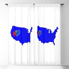 State of Nevada Blackout Curtain