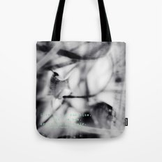 Swim the Sea Tote Bag