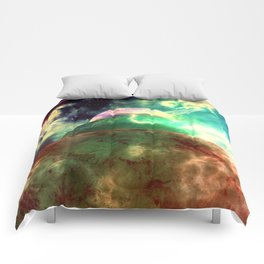 Meanwhile, Somewhere in The Universe... Comforters