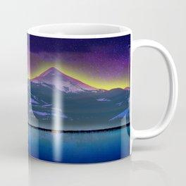 Twin Peaks - Scenic Wall Art Coffee Mug