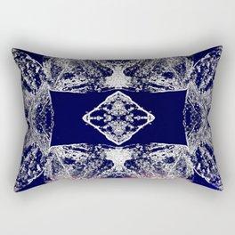 Soham Mandala, I Am That I Am Rectangular Pillow