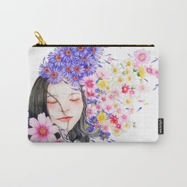 The Spirit Of Spring Carry-All Pouch