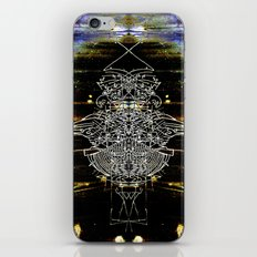 Zarfu4o iPhone & iPod Skin