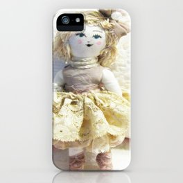 Doll in Lace~ iPhone Case