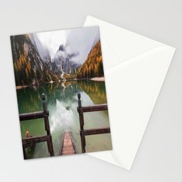 Autumn In The Dolomites Stationery Cards