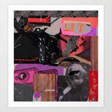Marxmodul K Art Print