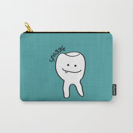 Snaggle Tooth Carry-All Pouch