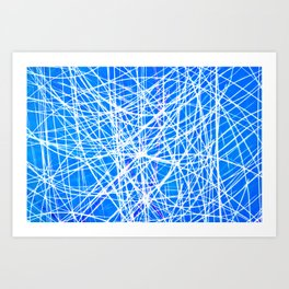 Intranet Art Print
