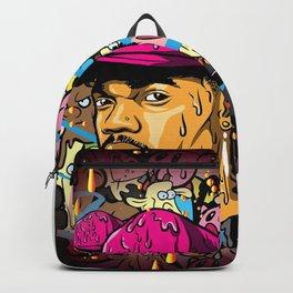 CHANCE the RAPPER--ARTWORK Backpack