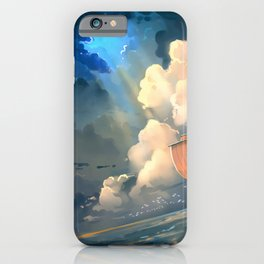 boat one piece iPhone Case