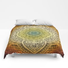 Bohemian Lace Comforters
