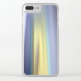 """""""Patterns 071"""" Abstract Art by Murray Bolesta Clear iPhone Case"""