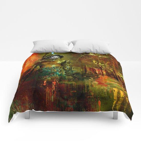 The last gladiator Comforters