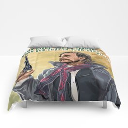 Wyatt Earp - Kurt Russell Comforters