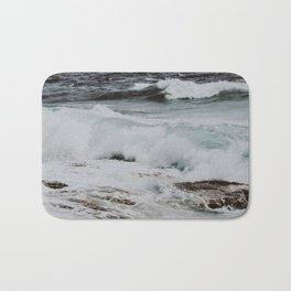 waves x Bath Mat