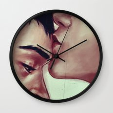 i reach for you Wall Clock