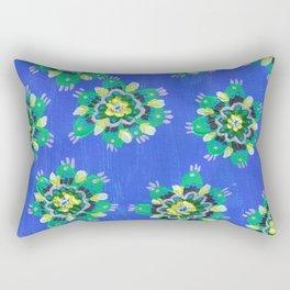 Dublin Rose Rectangular Pillow