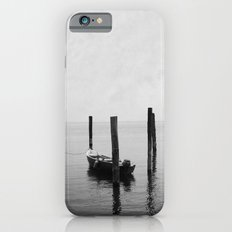 Boat on the lake Slim Case iPhone 6s