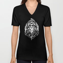 Monky Unisex V-Neck