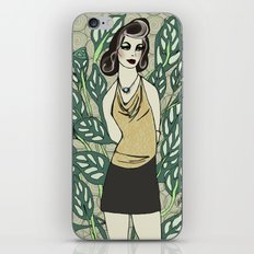 Why Try to Change Me Now? iPhone & iPod Skin