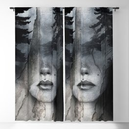 Complete absence of sound Blackout Curtain