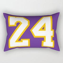 Mamba 24 Rectangular Pillow