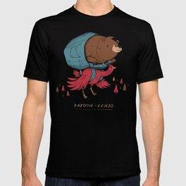 kazooie banjo T-shirt
