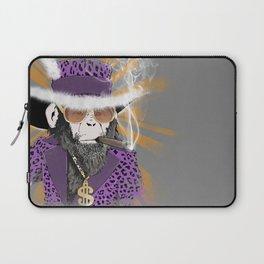 Pimp-Panzee Laptop Sleeve