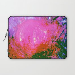 Abstract Cataclysm by Robert S. Lee Laptop Sleeve