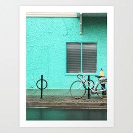 New Orleans Street v.2 Art Print