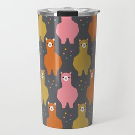 The Alpacas III Travel Mug