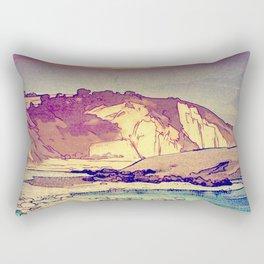 Sunset at Yuke Rectangular Pillow