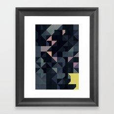 stygnyyt Framed Art Print