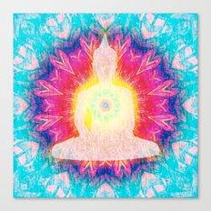Buddha 02 Canvas Print