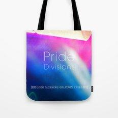 Pride Divisions Tote Bag