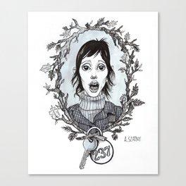 Wendy Torrance 237 Canvas Print