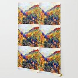 Camille Pissarro Mardi Gras Wallpaper
