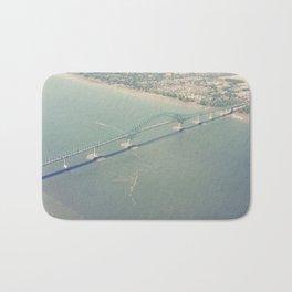 Pont de Trois-Rivières (Québec, Canada) / Bridge Bath Mat