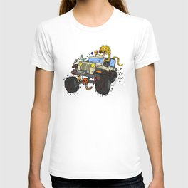 Off-road 4x4 Adventure SUV T-shirt