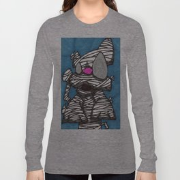 Monster Katz & Kartoons Long Sleeve T-shirt