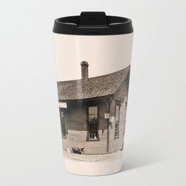 Addison Railroad Station, Ticonderoga Travel Mug