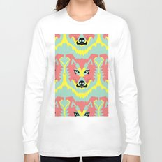 The Pack of Modular Wolves Long Sleeve T-shirt