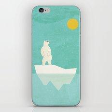 Solar Bear iPhone & iPod Skin