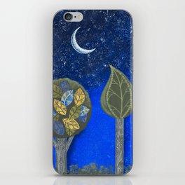 Night Grove iPhone Skin
