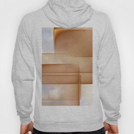 Abstract layers of reality Hoody