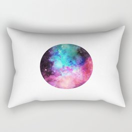 Circular Cosmica Rectangular Pillow